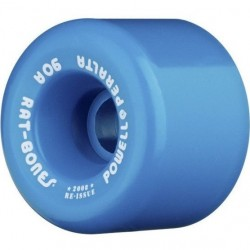 Powell Peralta Wheels Rat Bones 60mm (Jue de 4) Blue