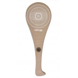 Pala Spirotechnic blanche de forme ronde